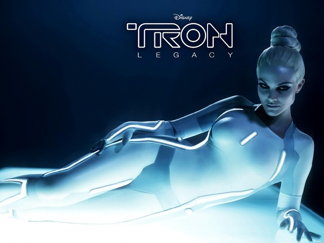 legacy movie Tron