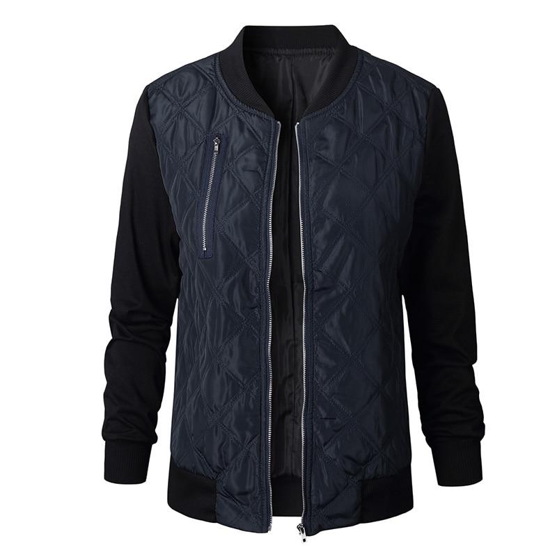 Women   Jacket   Coat Casual Zipper Autumn   Jacket   Woman Female Coat Slim Short Long SLeeve   Basic     Jacket   Women Female Coat Women 2018