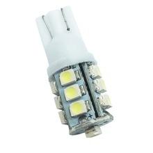 цена на 2pcs T10 Hotsale 1210 3528 Car Side Wedge Light White 13SMD 13LED 13 smd Led DC12V Car Inside Reading Light Interior Led Lamp