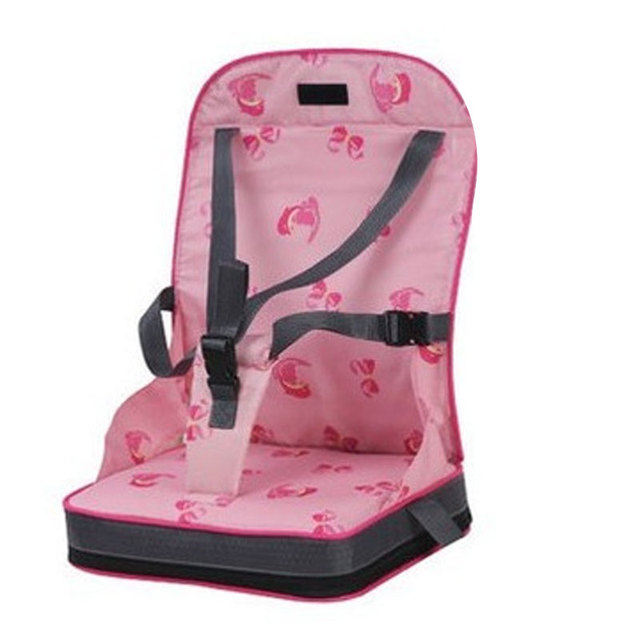High Quality Fashion Infant Dining Chair Portable Baby Feeding Seats Highchair For Baby Folding Safety Seat 3 Color