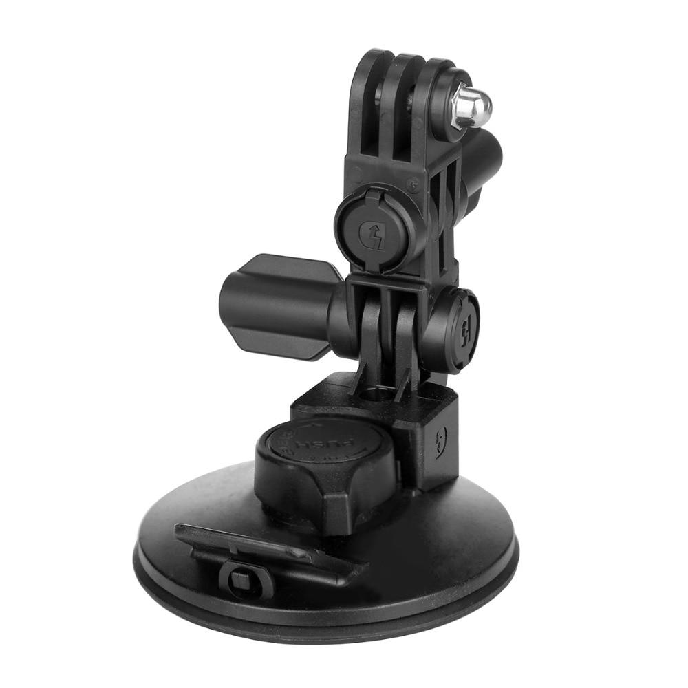 소니 액션 카메라 액세서리 용 YI 용 SJCAM 용 GoPro Hero 6 / 5 / 4 / 3 + / 3 용 DZ-SG1 흡입 컵 마운트