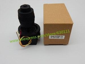 Image 5 - 4 axis potentiometer Joystick 400 series Rocker hall joystick dimensional resistance  5K sealed with button joystick