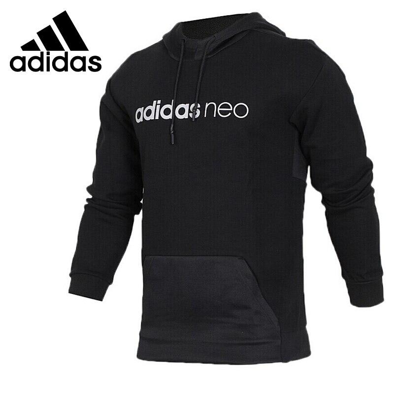 Original New Arrival 2018 Adidas NEO LABEL CS HDY SPCR Men's Pullover Jerseys Sportswear все цены