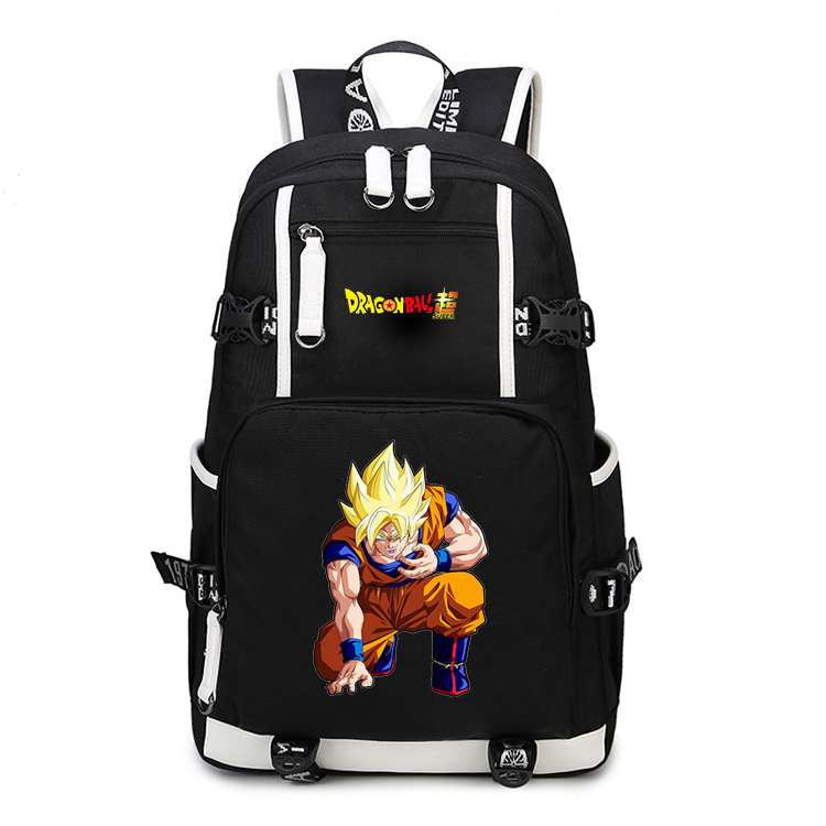 2017 New Anime Backpack Dragonball Z Dragon Ball Z Scholl Bags Bookbag Satchel Work Leisure Fashion Shoulder laptop Bag Gift 2017 new death note backpack school bags canvas unisex cosplay satchel rucksack work leisure bag shoulder bags