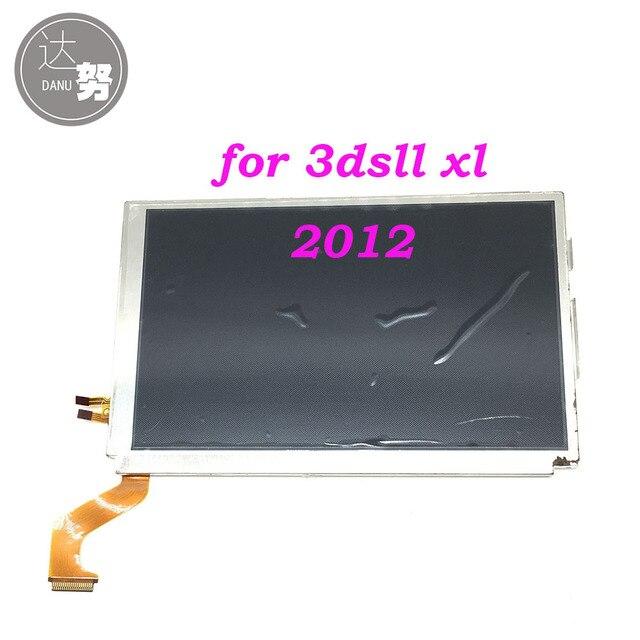 3DS LL / 3DS XL 용 원본 상단 상단 LCD 화면 디스플레이