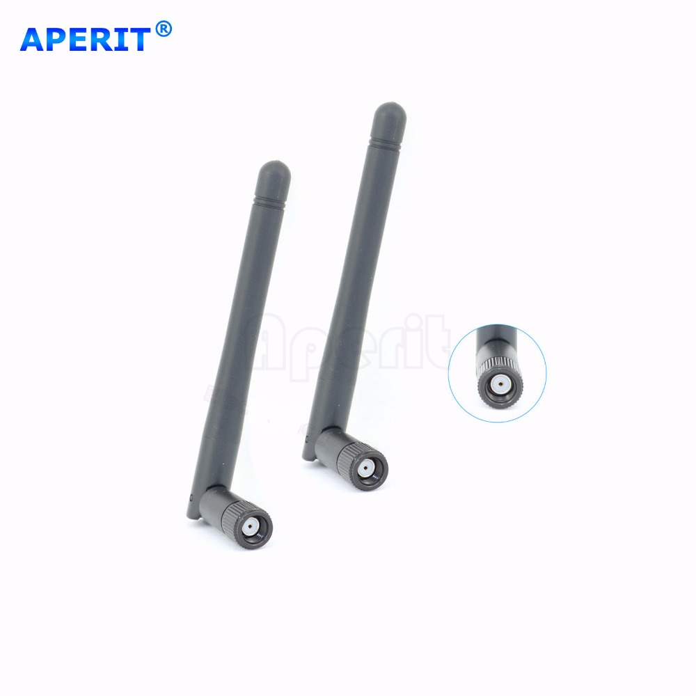 2 9dBi RP-SMA Antennas for ZyXEL N Access Point WAP3205 USA