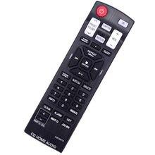 Novo controle remoto akb73655739 para lg cd casa barra de som sistema áudio cm9540 controlador