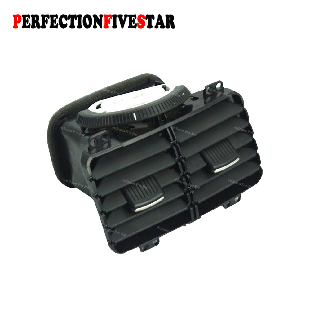 1K0819203A 1KD819203 Rabbit Rear Center Armrest Air Vent Outlet For VW Golf GTI MK6 Jetta MK5 2006 2008 2010 2011
