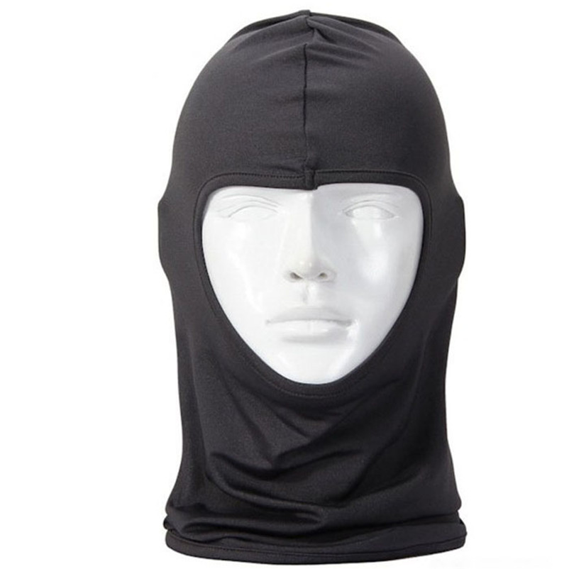 Windproof Bicycle Face Mask Unisex Full Cover Face Mask Balaclava Hood Swat Ski Bike Wind Winter Stopper Face Mask #2A13 windproof motorbike bicycle warmer face mask balaclava outdoors cycling ski face mask breathable motorcycle helmet hood
