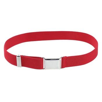 Fashion Elastic Canvas Belt for Boys 4