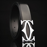 Mens And Women Belt With Fashion Metal Buckle Real Leather Top Designer High Quality Luxury Male