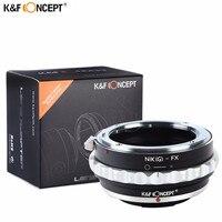 K F CONCEPT AI G FX Adapter Ring For Nikon AI G Mount Lens To Fujifilm