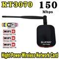 Nova Alta Potência/Velocidade N9000 Acesso Gratuito À Internet Sem Fio Adaptador USB WiFi 150 Mbps Antena Wi-fi de longo Alcance + Wi fi Receptor Venda Quente!!