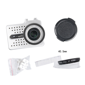 Image 5 - New for Xiaomi Yi 2 4k Accessory Aluminium Alloy Metal Housing Frame Protective Case yi cage for Xiao Yi 4k action camera