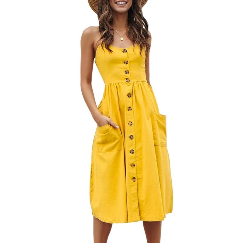 29f972c26d74 BHflutter Women Dress 2018 New Arrival Rose Print Sleeveless Summer Dress O  neck Casual Loose Mini Chiffon Dresses Vestidos