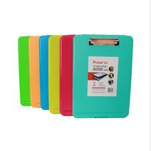 Multifunctional Big Capacity A4 Wordpad Document Organizer Box Clipboard File Folder Briefcase Case Study Work Stationery