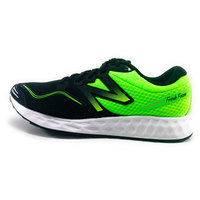 New balance mvnz MAN black Man Sneakers RUNNING SHOES Synthetic, Summer sports