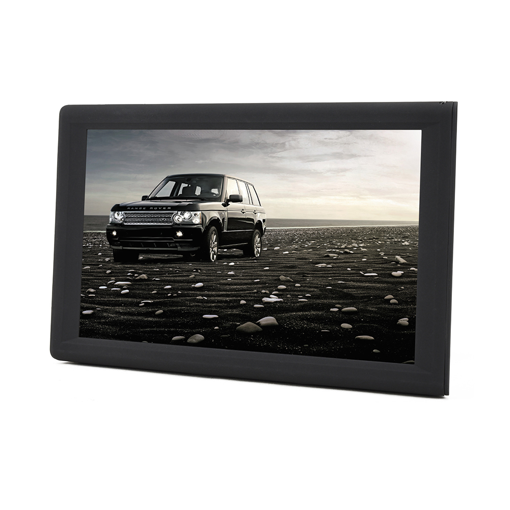 9 Inch Rear View Camera GPS Navigation Capactive Screen Bus Table Car Games FM Bluetooth HD