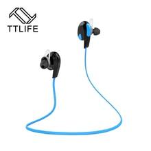 TTLIFE Original Clear Voice Wireless Headphones Bluetooth Sport Running Earphones Ear Hook Earbuds with Mic for Phones xiaomi