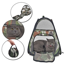 Does your cat think he is Rambo | Get him a Rambo House