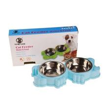 Buy  o bowls combine for pet dog cat Detachable  online