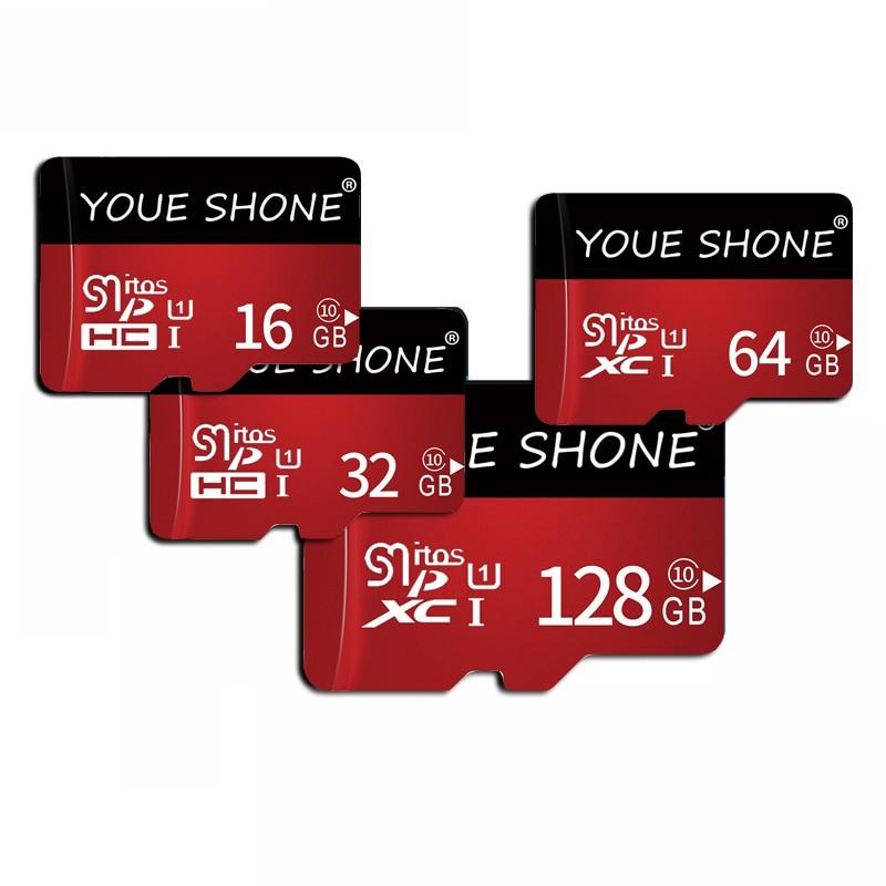 Micro SD карта 32 GB Class10 8 GB/16 GB/64 GB/128 GB UHS-1 флэш-памяти карты памяти 32 Гб для Смартфон ноутбук Камера