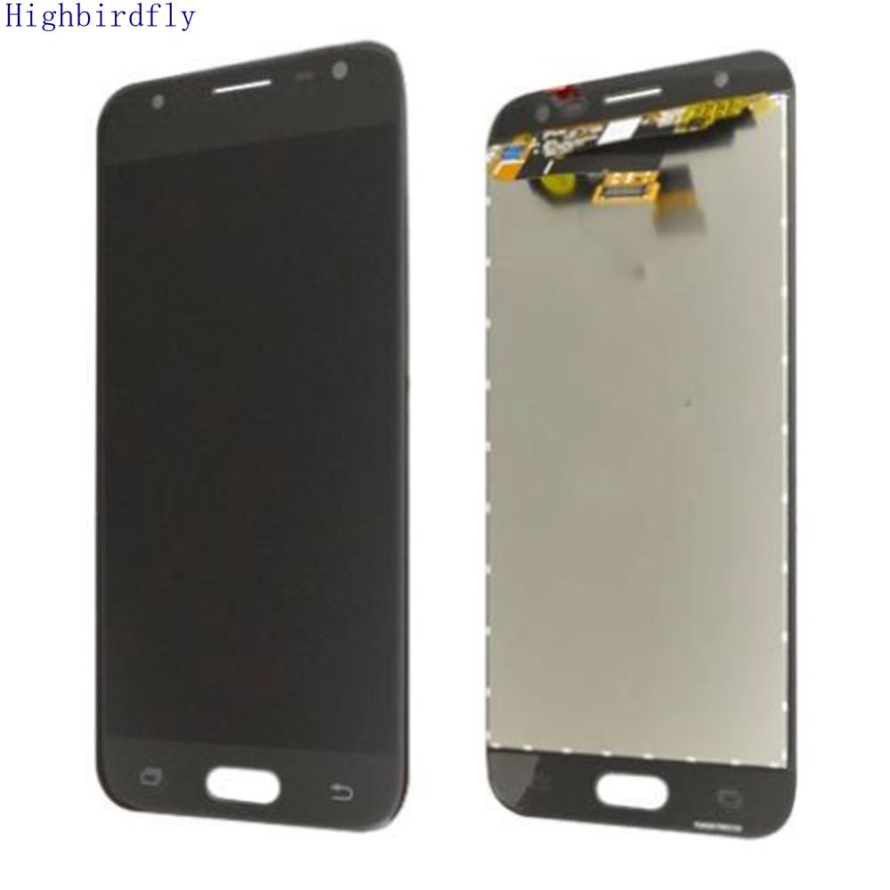 Highbirdfly Für Samsung Galaxy J3 (2017) J330 J330F/DS J330G/DS Lcd Display Mit Touch glas Digitizer Montage