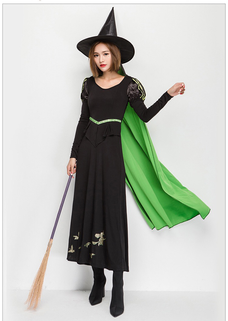 Umorden M 3XL Plus Size Halloween Carnival Party Black ... |Plus Size Halloween Costumes Witch