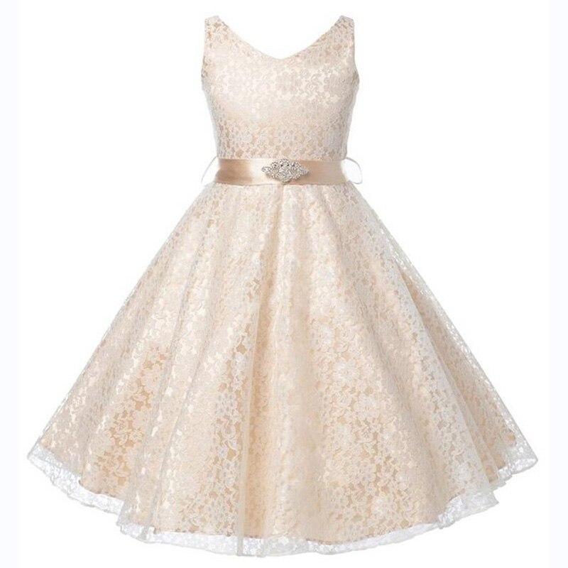 Платье церемония детское
