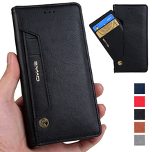 CMAI2 Luxury Leather Case For Samsung Galaxy S9 S8 Plus S7 Edge Note 8 Case Silicone Magnetic PU Wallet Flip Cover Note 9 Case