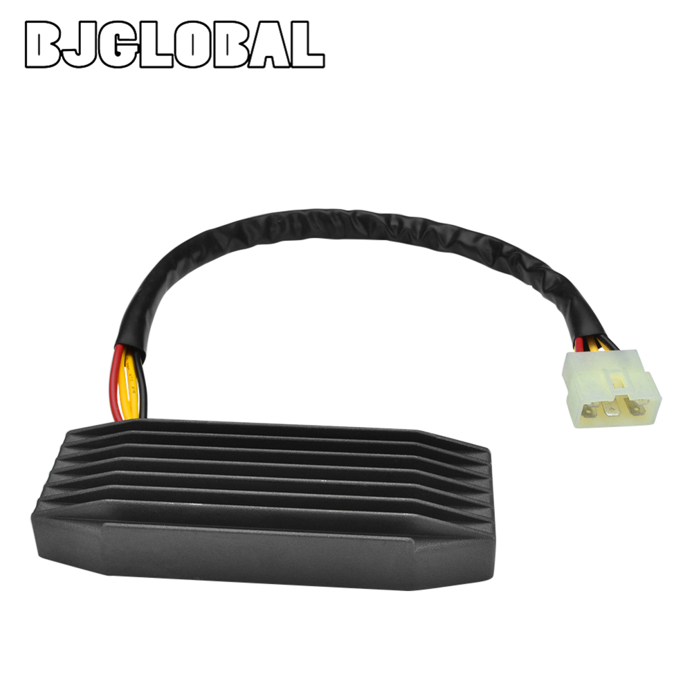 For <font><b>Suzuki</b></font> <font><b>VS1400</b></font> VS1400GLP Intruder Boulevard DR650 DR650SE SPECIAL EDITION Voltage Motorcycle Boat Regulator Rectifier 12V ATV image