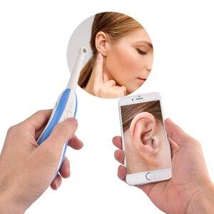 Image 3 - WiFi kablosuz diş kamera HD İntraoral endoskop led ışık izleme muayene için diş hekimi Oral gerçek zamanlı Video diş araçları