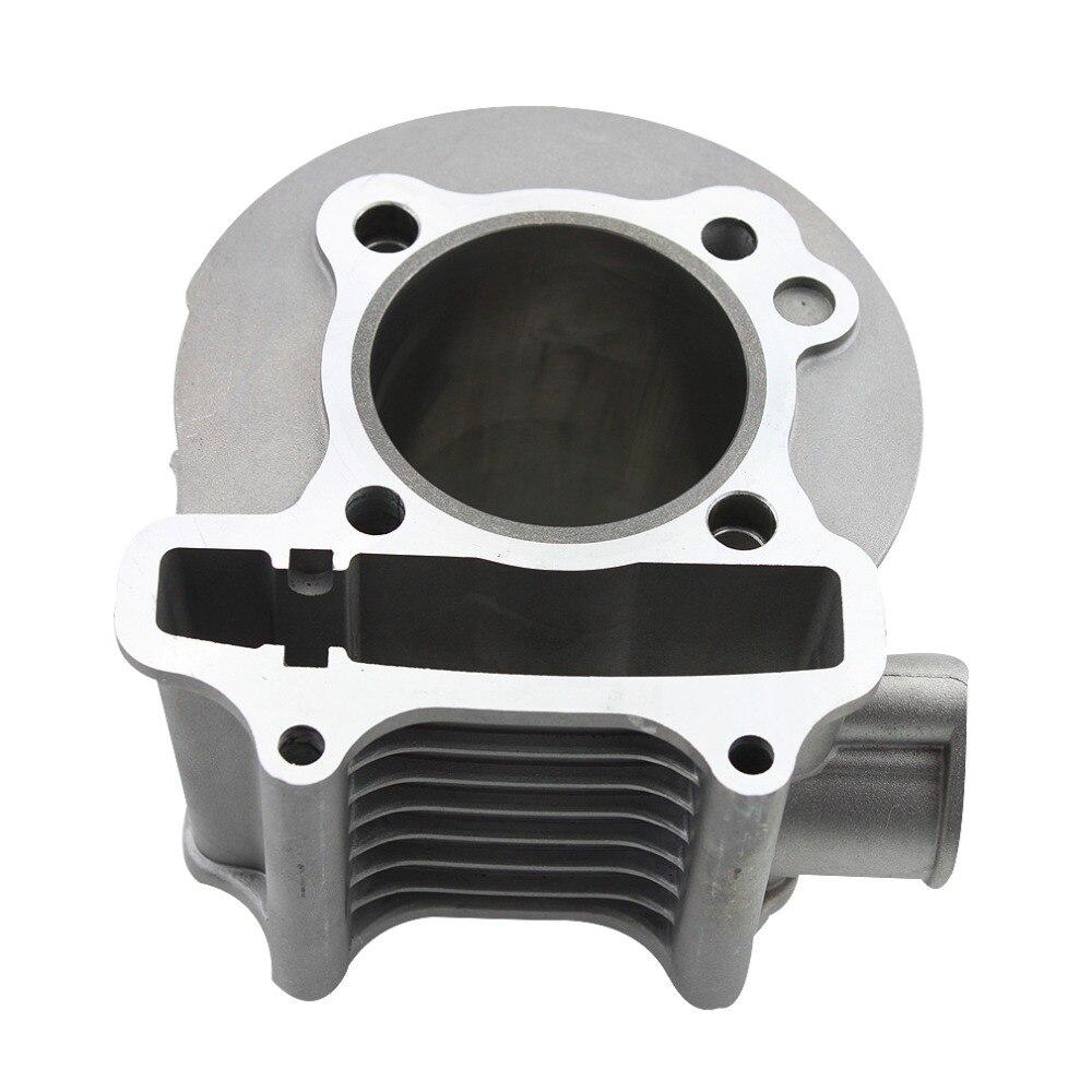 GOOFIT 57.4mm puurimissilindrite komplekt GY6 150cc ATV jaoks, Go - Mootorrataste tarvikud ja osad - Foto 3