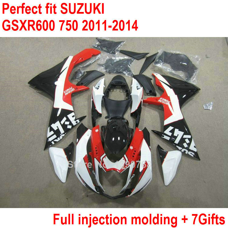 Gsxr 600 Top Speed 2013: 2011-2013 GSXR 600/750 Fairing Body Plastic