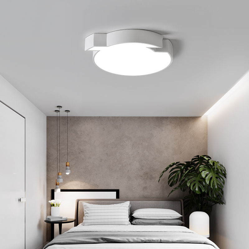 Aliexpress.com : Buy Modern Round structure reflective LED Ceiling ...