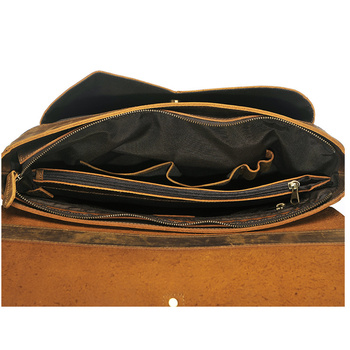 Laptoptaschen Für Männer | Männer Aus Echtem Leder Retro Business Handtaschen Aktentasche Laptop Fall Attache Portfolio Tasche Schulter Umhängetasche Messenger Tasche YD-8047