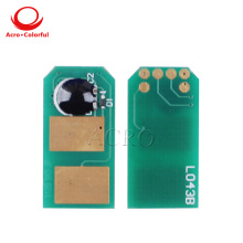Japan version toner chip for oki c312 c511 c531 laser printer reset cartridge