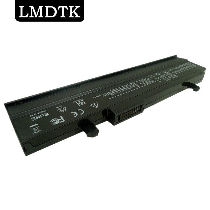 LMDTK 6 cells laptop battery For Asus Eee PC 1011 <font><b>1015</b></font> 1015P 1015PE 1016 1016P 1215 1215B A31-<font><b>1015</b></font> <font><b>A32</b></font>-<font><b>1015</b></font> AL31-<font><b>1015</b></font> PL32-<font><b>1015</b></font> image
