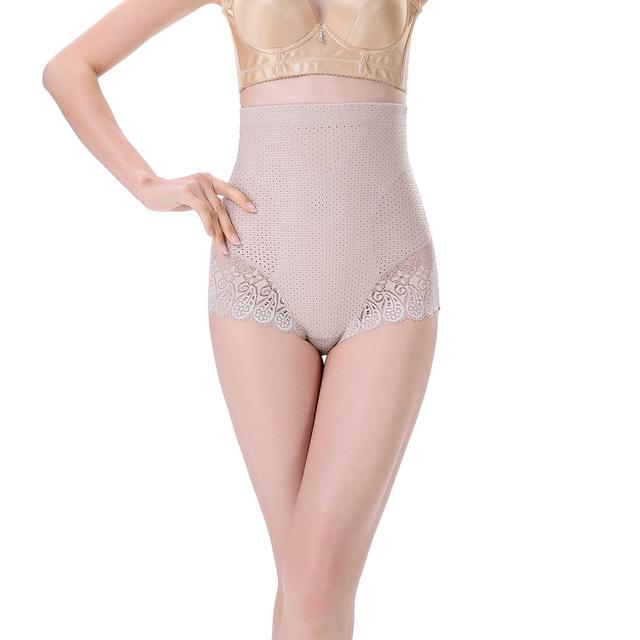 Women Body Shaper Slim Briefs High Waist Tummy Control Shorts