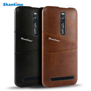 Pu Leather Back Cover For Asus