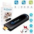 Ezcast 5g tv vara mirror2 tv adaptador hdmi wi-fi dlna miracast chromecast airplay exibição dongle para samsung ios android janela