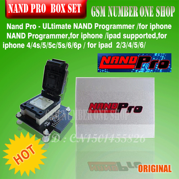 NAND PRO BOX / IP NAND PRO / For iphone 4/4s/5/5c/5s/6/6p supported /for ipad 2/3/4/5/6/supported nand pro box ip nand pro for iphone 4 4s 5 5c 5s 6 6p supported for ipad 2 3 4 5 6 supported