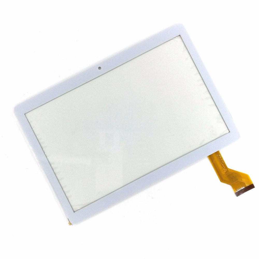10.1 INCH For YUNTAB Tablet K107 HN 1040-FPC-V1  LNMBBS K107 Capacitive Touch Screen Digitizer Glass External Screen Sensor