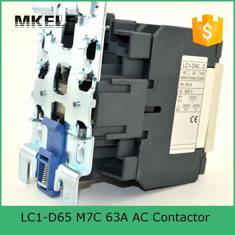 LC1 D65 M7C 63A ac schütz ac motorsteuerung schütz elektrische ...