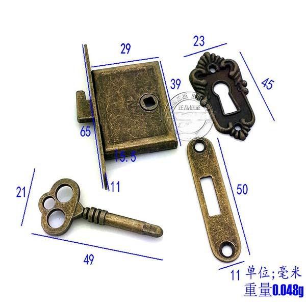 Aliexpress Antique Drawer Lock Chinese Green Bronze - Antique Drawer Locks - Best 2000+ Antique Decor Ideas - Best 2000+