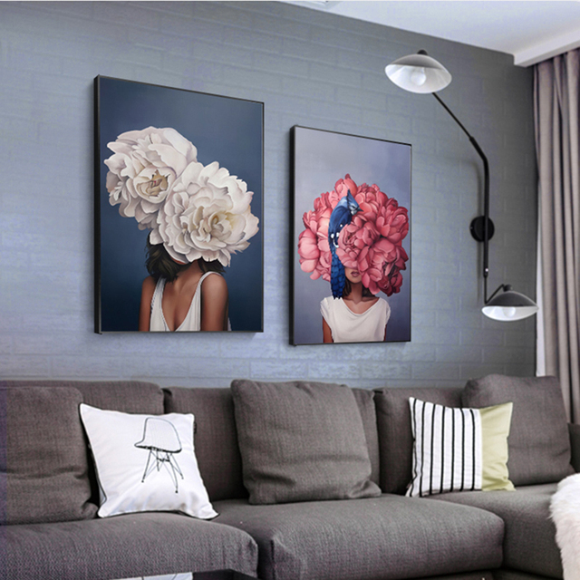 Painting Wall Art Prints Poster Living room decor