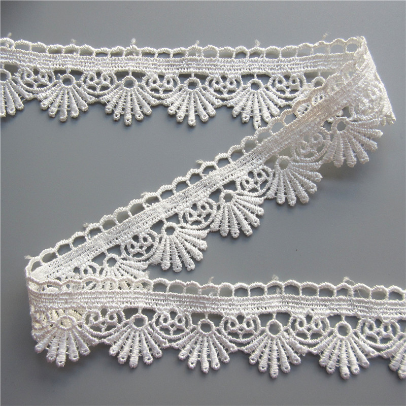 2 Meters Fabric Craft Ribbon Trim Sewing Trimming for Craft Wedding Bridal