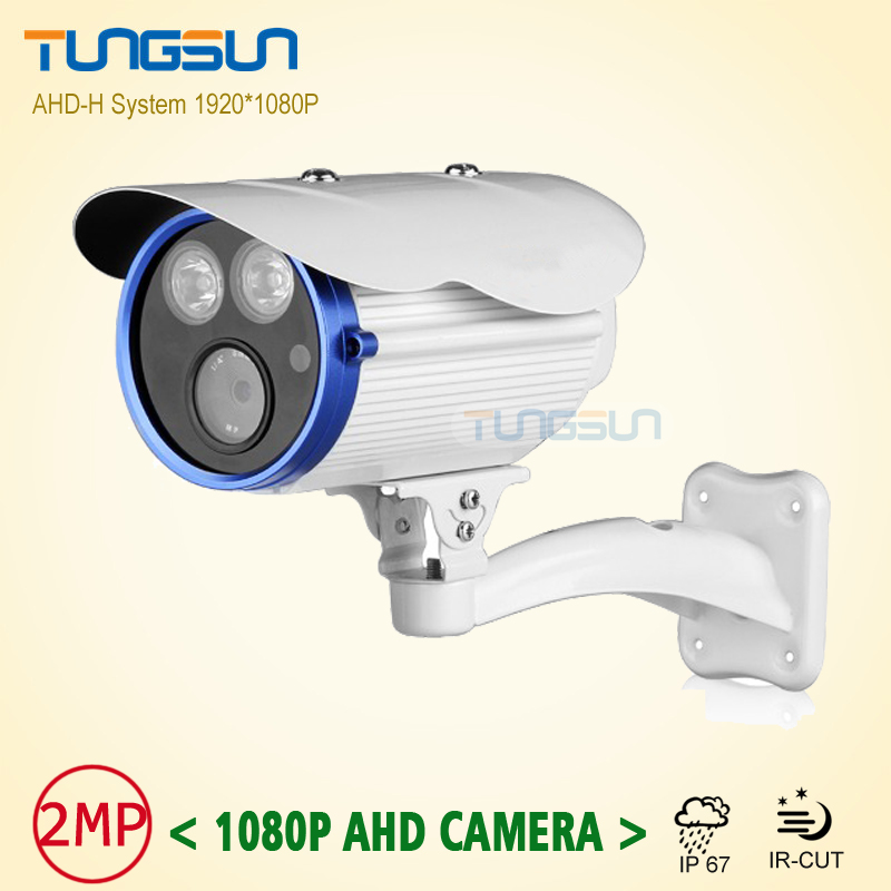 Best IMX322 AHD Camera 1080P Waterproof Outdoor 2* Array infrared Security Camera 2MP Video Surveillance With Bracket g loomis intl flsar 1143 s imx