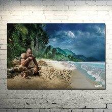 POPIGIST FAR CRY 4 Video Juego De Seda Del Arte Poster Print 13x20 24x36 Pulgadas Foto Living Room Decor 005