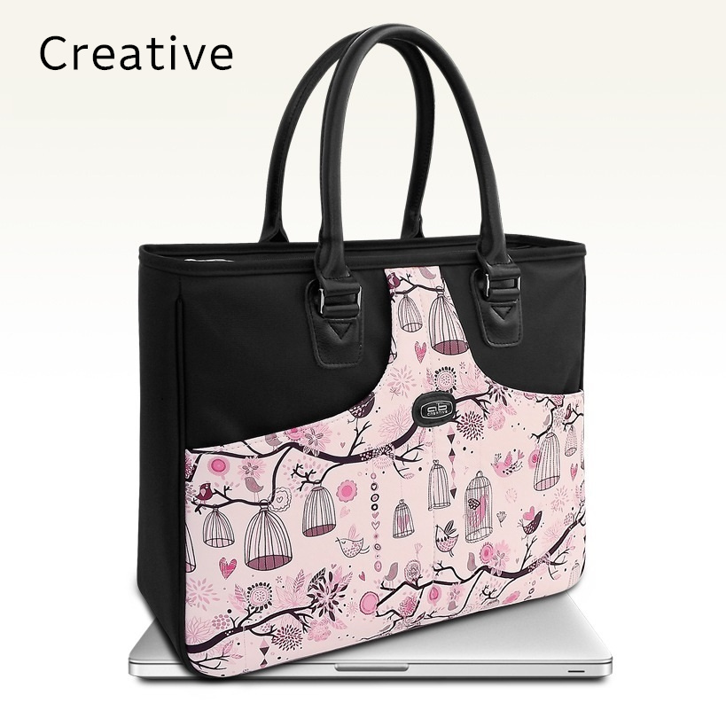 Hot Handbag For Laptop 14, For Macbook Air Pro 13.3, 13,14.1 Lady Notebook Bag,Women Messenger Purse,Free Drop Ship 0131S314 hot ladies handbag for laptop 14 for macbook air pro retina 13 3 13 14 1 notebook lady bag women purse free drop ships114